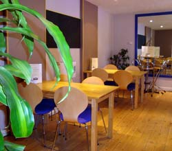 No 10 Coffee Shop Indoors